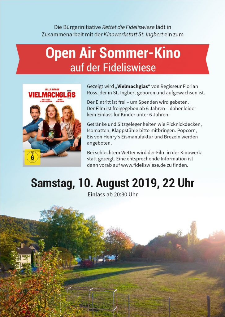 Open Air Sommer-Kino
