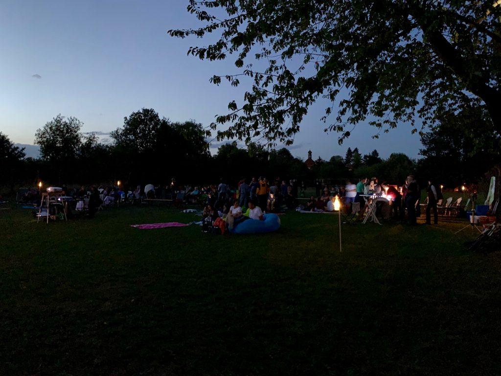 Open Air Sommer-Kino 2019